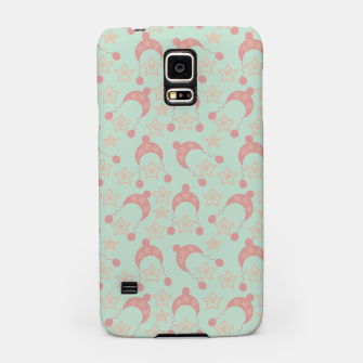 Thumbnail image of mauve winter hat Samsung Case, Live Heroes