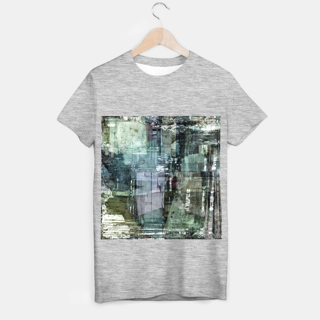 Image of The old house T-shirt regular - Live Heroes