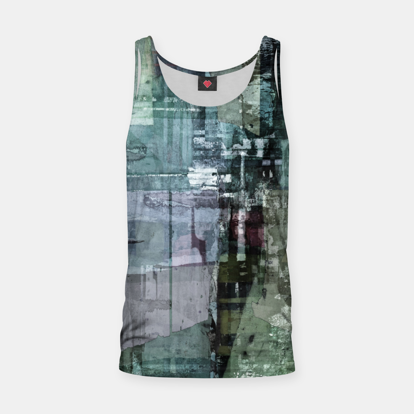 Image of The old house Tank Top - Live Heroes