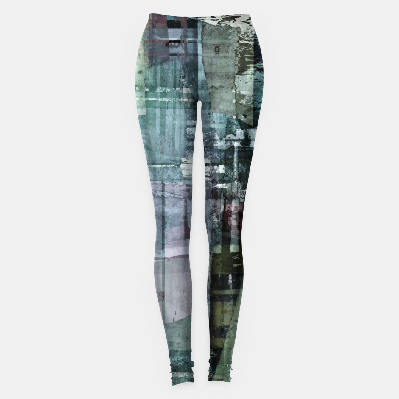 Image of The old house Leggings - Live Heroes
