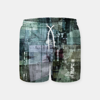 Thumbnail image of The old house Swim Shorts, Live Heroes