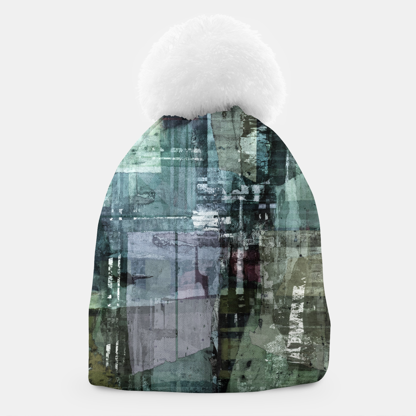 Image of The old house Beanie - Live Heroes