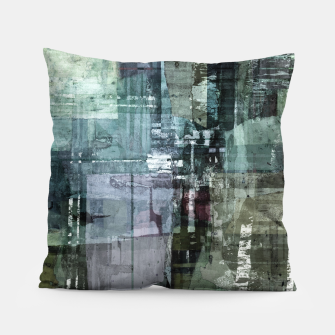 Thumbnail image of The old house Pillow, Live Heroes