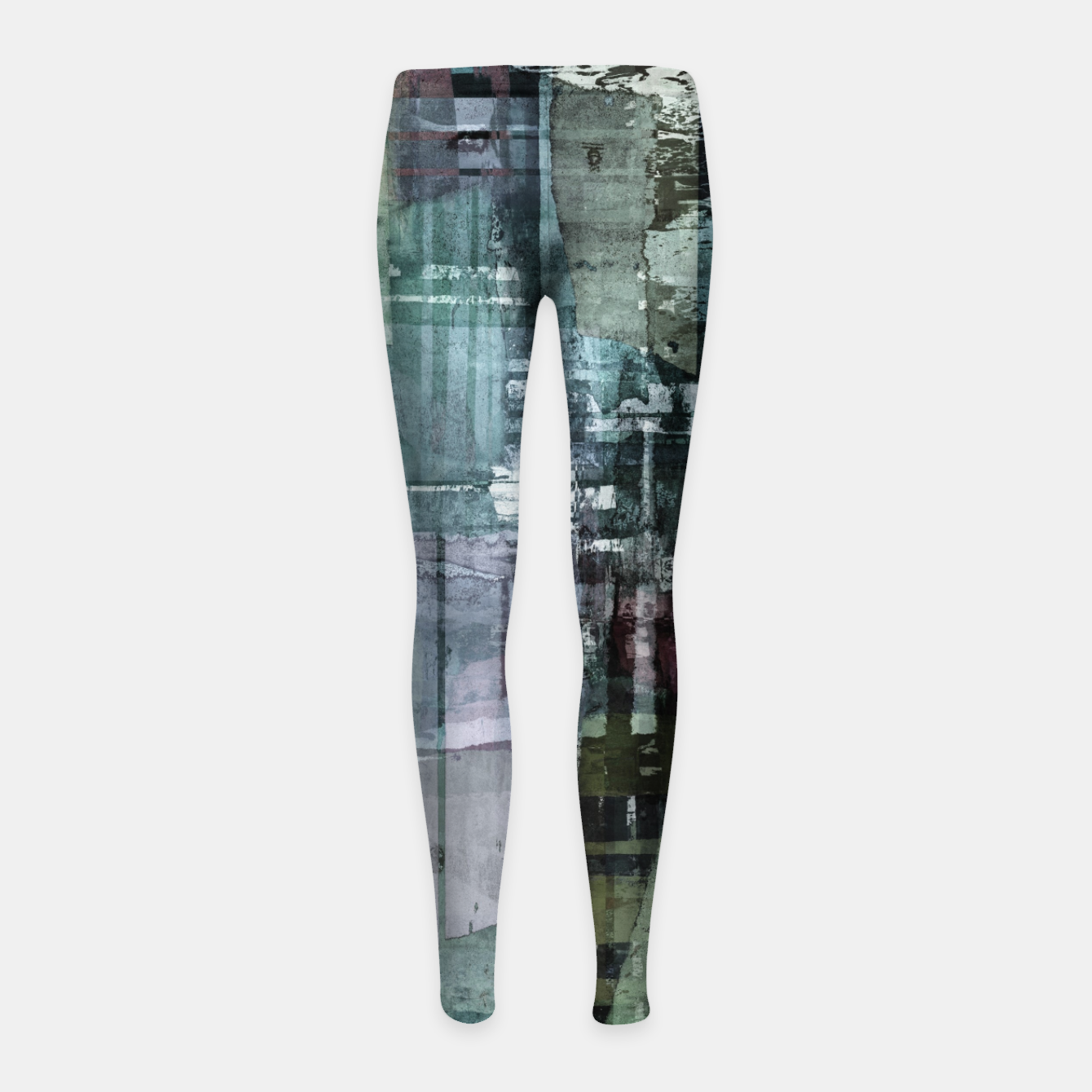 Image of The old house Girl's leggings - Live Heroes