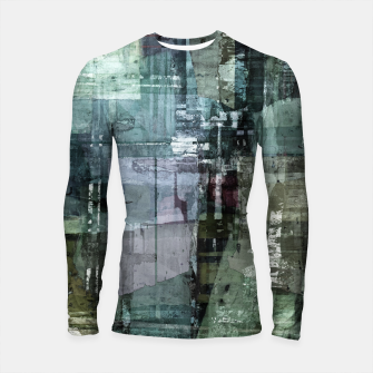 Thumbnail image of The old house Longsleeve rashguard , Live Heroes