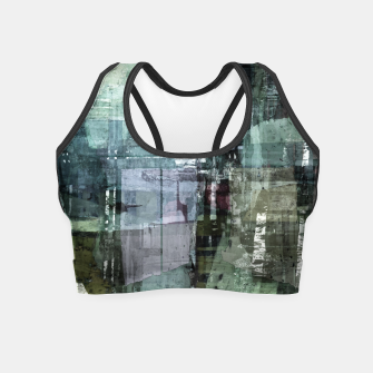 Thumbnail image of The old house Crop Top, Live Heroes