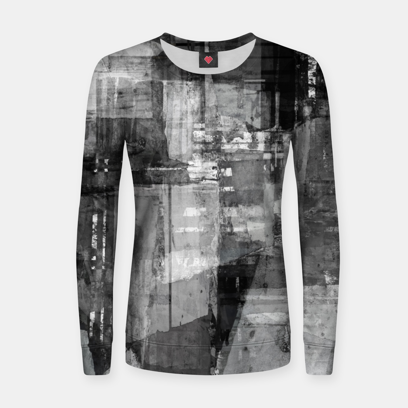 Image of Time travelling Women sweater - Live Heroes