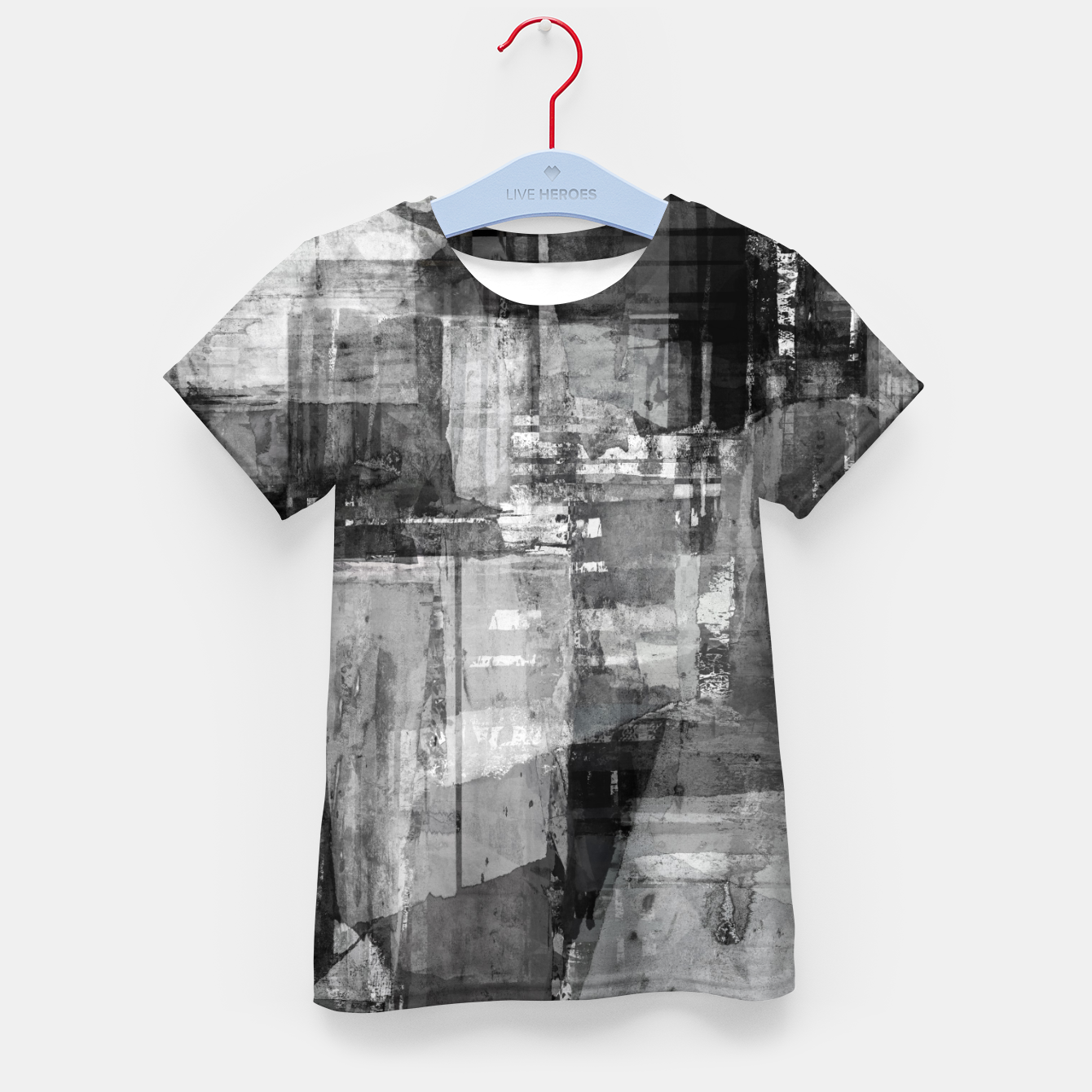 Image of Time travelling Kid's t-shirt - Live Heroes