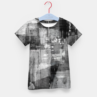 Thumbnail image of Time travelling Kid's t-shirt, Live Heroes