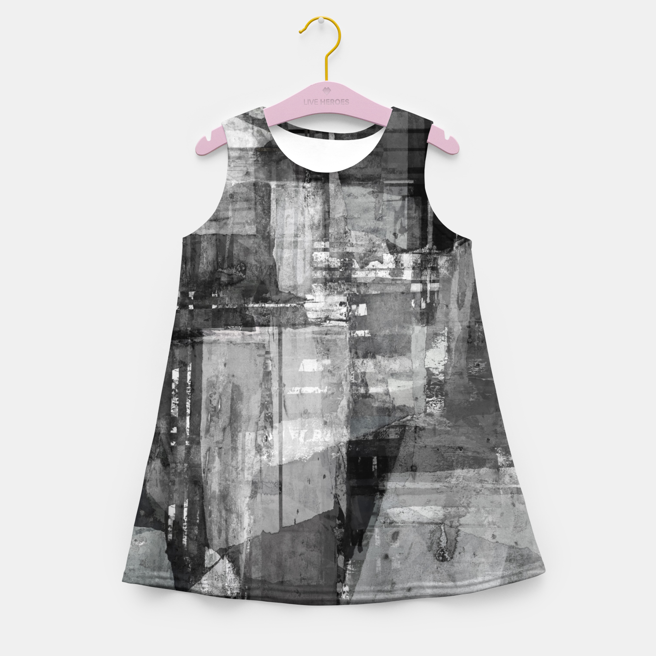 Image of Time travelling Girl's summer dress - Live Heroes