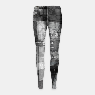 Thumbnail image of Time travelling Girl's leggings, Live Heroes