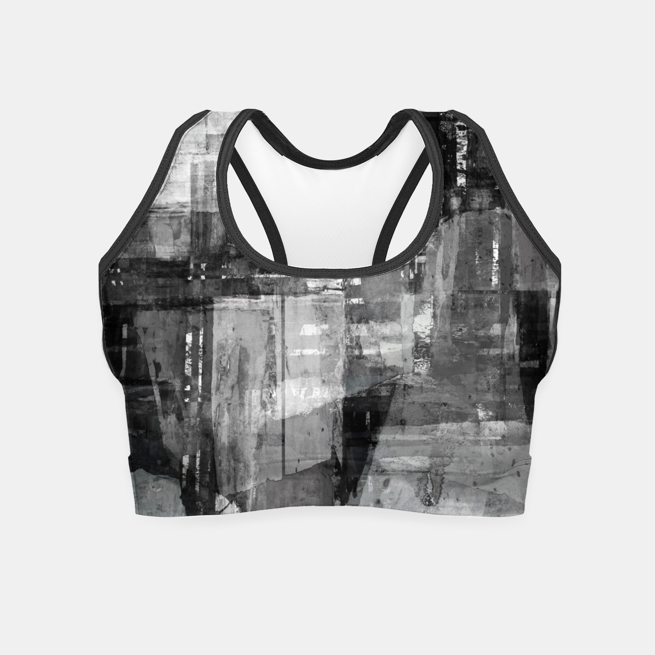 Image of Time travelling Crop Top - Live Heroes