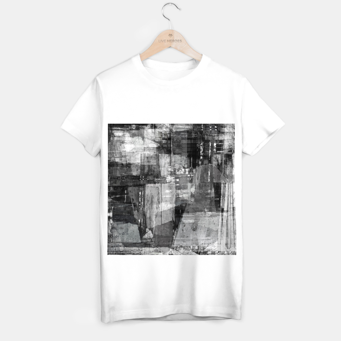 Image of Time travelling T-shirt regular - Live Heroes
