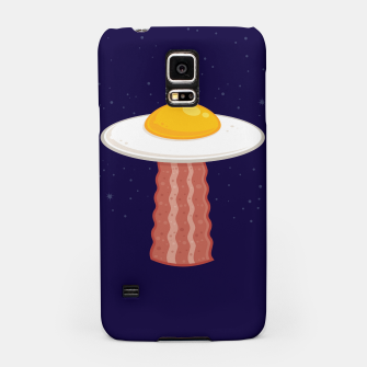 Thumbnail image of Eggstraterrestrial Samsung Case, Live Heroes