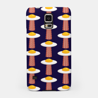 Thumbnail image of Eggstraterrestrial Pattern Samsung Case, Live Heroes