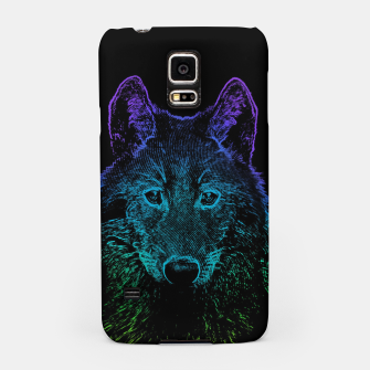 Miniature de image de Rainbow Wold Animal Wild Wildlife Wilderness  Samsung Case, Live Heroes