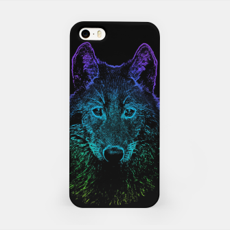 Imagen en miniatura de Rainbow Wold Animal Wild Wildlife Wilderness  iPhone Case, Live Heroes