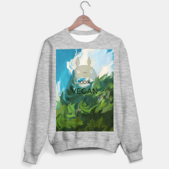 Miniaturka vegan Sweater regular, Live Heroes