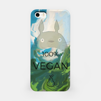 Miniaturka vegan iPhone Case, Live Heroes