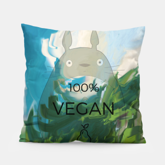 Miniature de image de vegan Pillow, Live Heroes