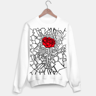 Thumbnail image of The Shattered Rose II Sweater regular, Live Heroes