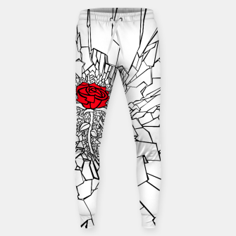 Thumbnail image of The Shattered Rose II Sweatpants, Live Heroes