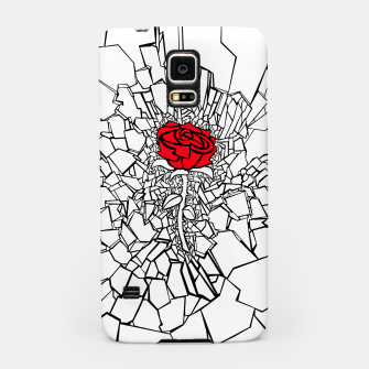 Thumbnail image of The Shattered Rose II Samsung Case, Live Heroes