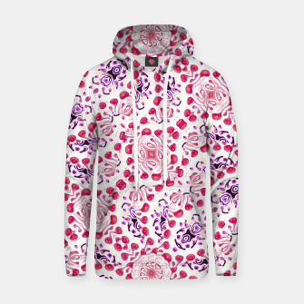 Thumbnail image of Modern Ornate Pattern Design Hoodie, Live Heroes