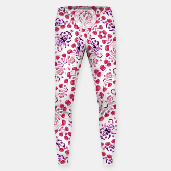 Thumbnail image of Modern Ornate Pattern Design Sweatpants, Live Heroes