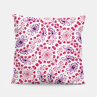 Thumbnail image of Modern Ornate Pattern Design Pillow, Live Heroes