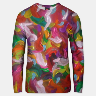 Thumbnail image of flori Unisex sweater, Live Heroes