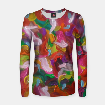 Thumbnail image of flori Women sweater, Live Heroes