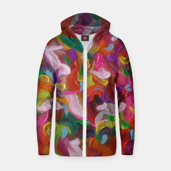 Thumbnail image of flori Zip up hoodie, Live Heroes