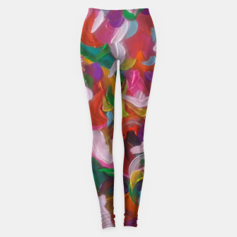 Thumbnail image of flori Leggings, Live Heroes