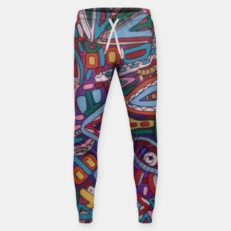 Thumbnail image of fara nume Sweatpants, Live Heroes