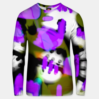 Thumbnail image of monstros Unisex sweater, Live Heroes
