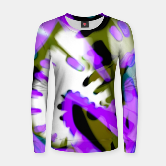 Thumbnail image of monstros Women sweater, Live Heroes
