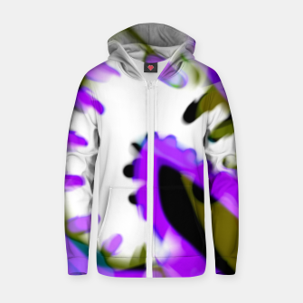 Thumbnail image of monstros Zip up hoodie, Live Heroes