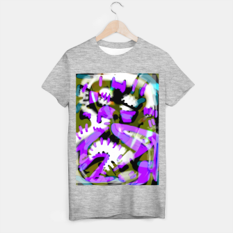 Thumbnail image of monstros T-shirt regular, Live Heroes