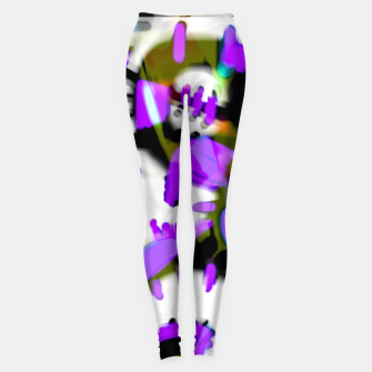 Thumbnail image of monstros Leggings, Live Heroes