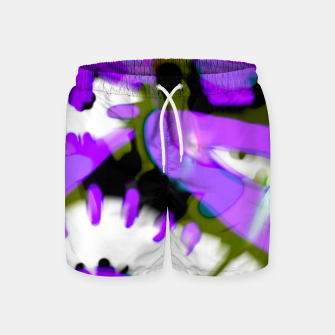 Thumbnail image of monstros Swim Shorts, Live Heroes