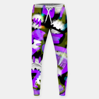Thumbnail image of monstros Sweatpants, Live Heroes