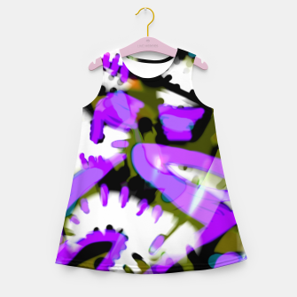 Thumbnail image of monstros Girl's summer dress, Live Heroes