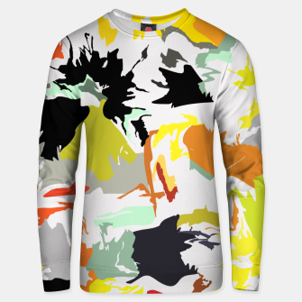 Thumbnail image of light floral Unisex sweater, Live Heroes