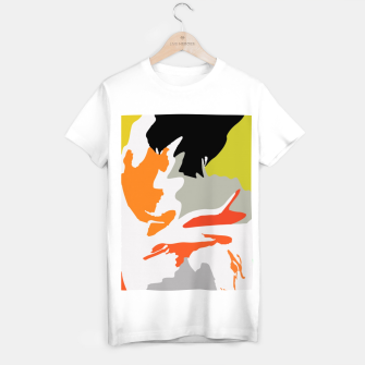 Thumbnail image of light floral T-shirt regular, Live Heroes