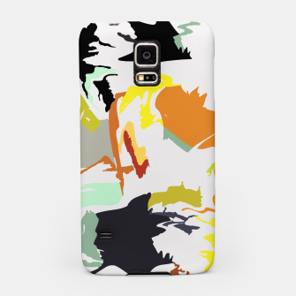 Thumbnail image of light floral Samsung Case, Live Heroes