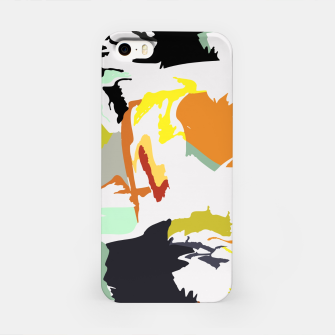 Thumbnail image of light floral iPhone Case, Live Heroes