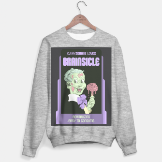 Thumbnail image of Brainsicle Sweater regular, Live Heroes