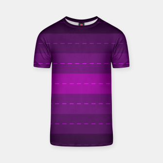 Thumbnail image of Purple Stripped Pattern Design, Live Heroes