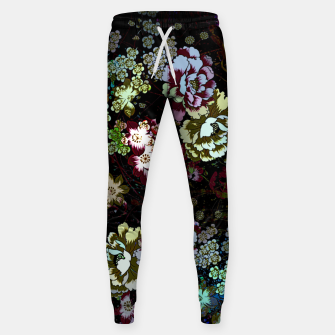 Thumbnail image of Chinese peonies Sweatpants, Live Heroes